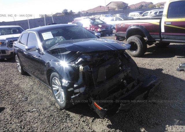 Inventory #155788341 2016 Chrysler 300C
