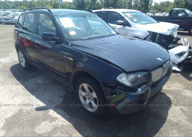 Inventory #417818631 2007 BMW X3