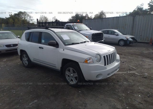 Inventory #303617836 2007 JEEP COMPASS