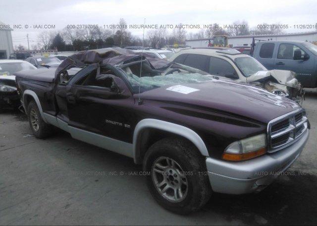 Inventory #966749419 2002 Dodge DAKOTA