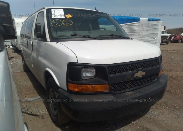 Inventory #105209223 2013 Chevrolet EXPRESS G3500