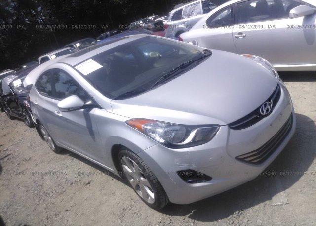 Inventory #491313618 2011 Hyundai ELANTRA