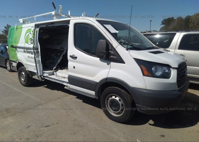 Inventory #118321997 2016 FORD TRANSIT