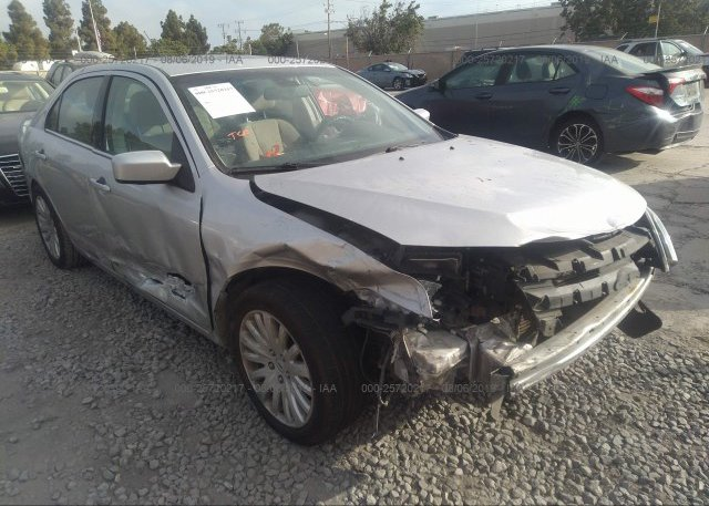 Inventory #666235968 2011 FORD FUSION