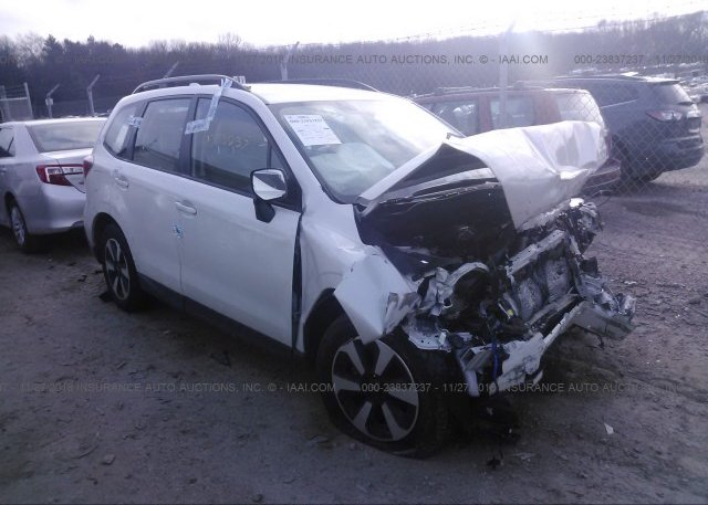 Inventory #383396743 2017 Subaru FORESTER