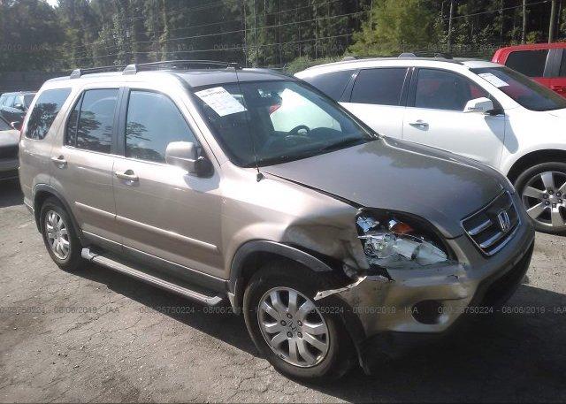 Inventory #157982461 2006 Honda CR-V