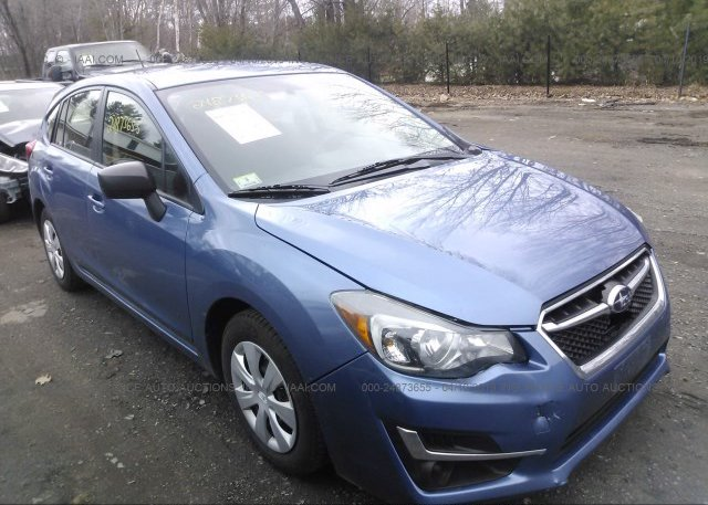 Inventory #169171812 2015 Subaru IMPREZA