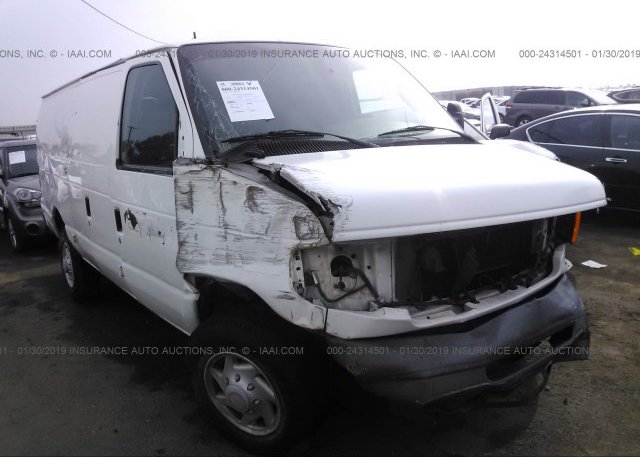 Inventory #997101223 2007 FORD ECONOLINE