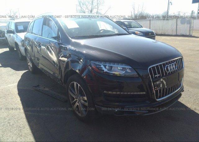 Inventory #960574029 2010 AUDI Q7