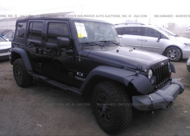 Inventory #392607409 2008 JEEP WRANGLER UNLIMITE