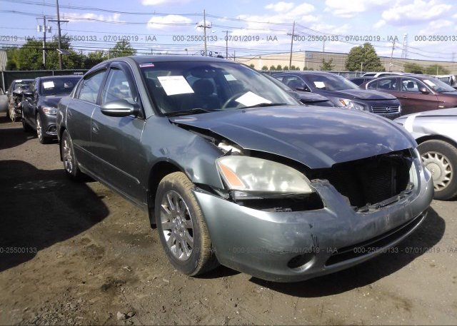 Inventory #204166100 2003 Nissan ALTIMA