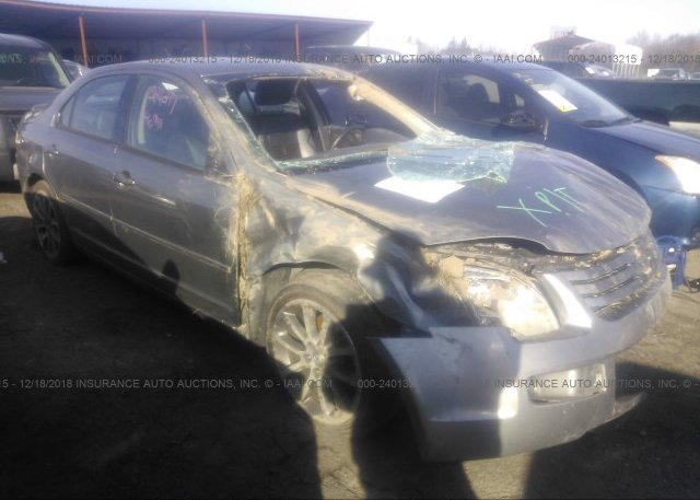 Inventory #622991571 2008 FORD FUSION