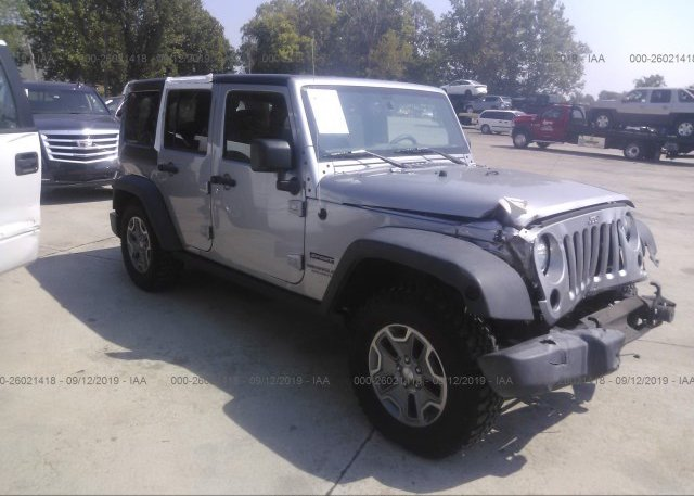 Inventory #783196067 2017 JEEP WRANGLER UNLIMITE