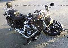 2018 Harley-Davidson FXBRS