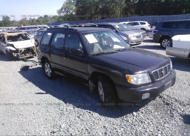 Inventory #222847059 2002 Subaru FORESTER