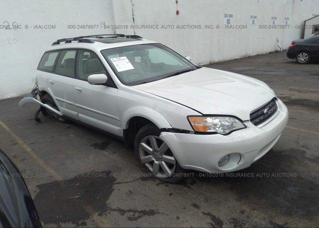 Inventory #539616083 2007 Subaru OUTBACK