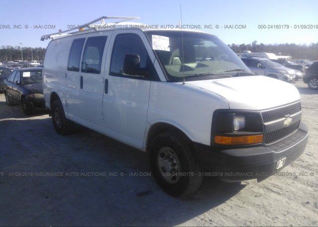 Inventory #146437122 2007 Chevrolet EXPRESS G2500