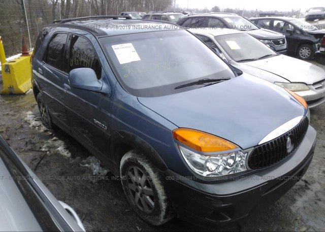 Inventory #414086001 2002 Buick RENDEZVOUS