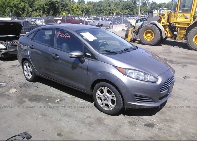 Inventory #453031765 2014 FORD FIESTA