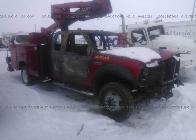 Inventory #598436795 2007 FORD F550