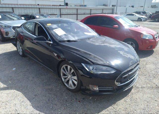 Inventory #442234759 2014 Tesla MODEL S