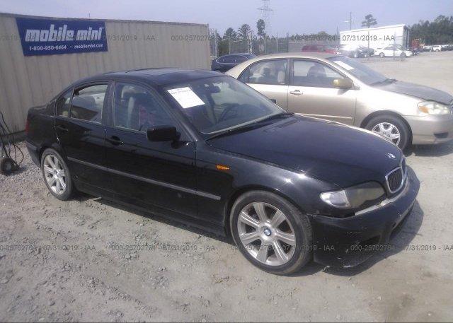 Inventory #965465750 2003 BMW 325