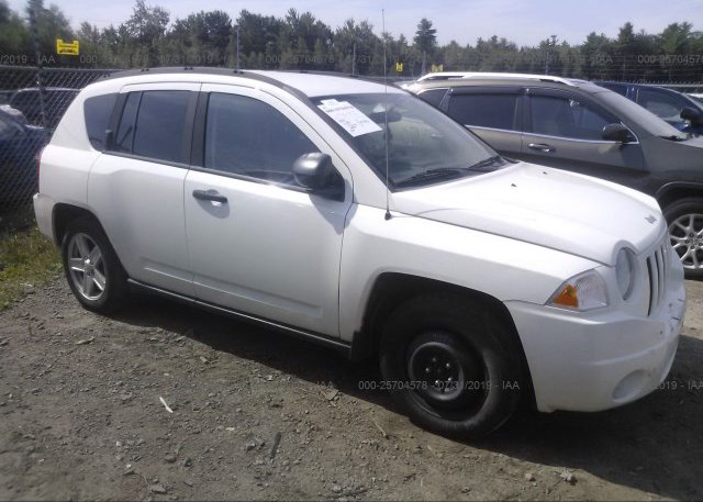 Inventory #973394067 2007 JEEP COMPASS
