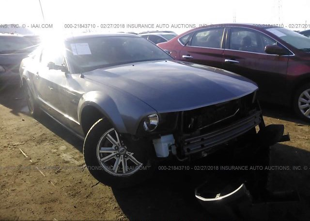 Inventory #281441131 2006 FORD MUSTANG