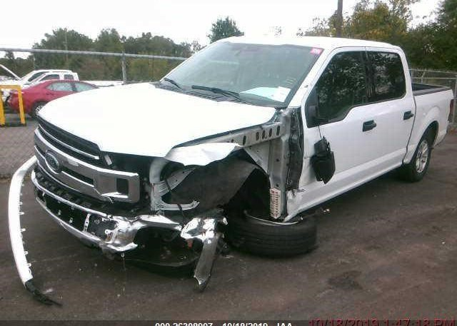 Inventory #920512014 2019 FORD F150