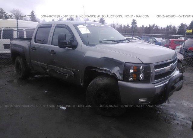 Inventory #897310684 2007 Chevrolet SILVERADO