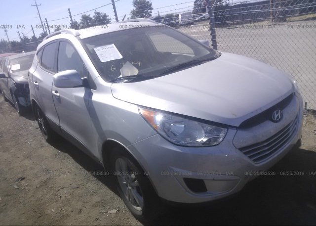 Inventory #177787171 2012 Hyundai TUCSON