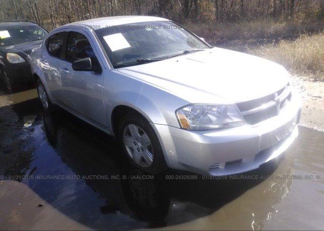 Inventory #123934544 2009 Dodge AVENGER