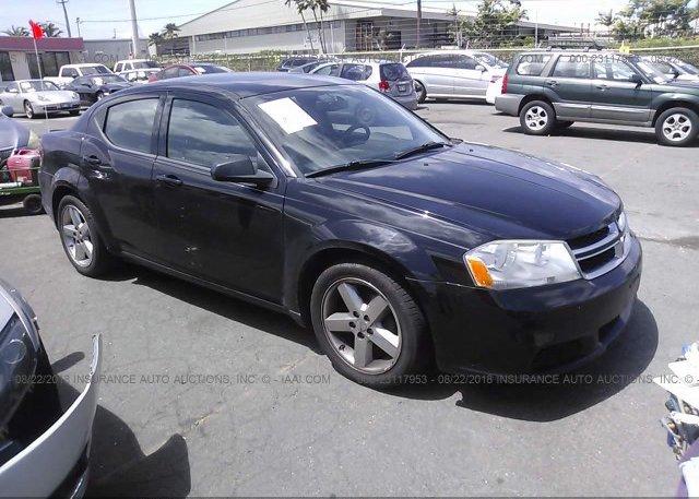 Inventory #802657678 2013 Dodge AVENGER