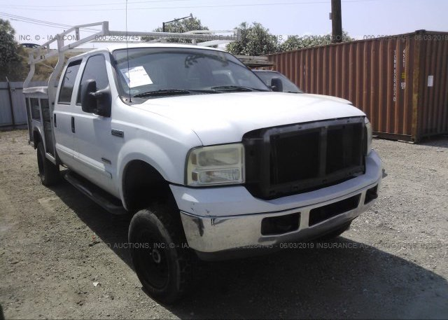 Inventory #950108643 2007 FORD F350