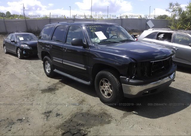 Inventory #373087650 2004 Chevrolet TAHOE
