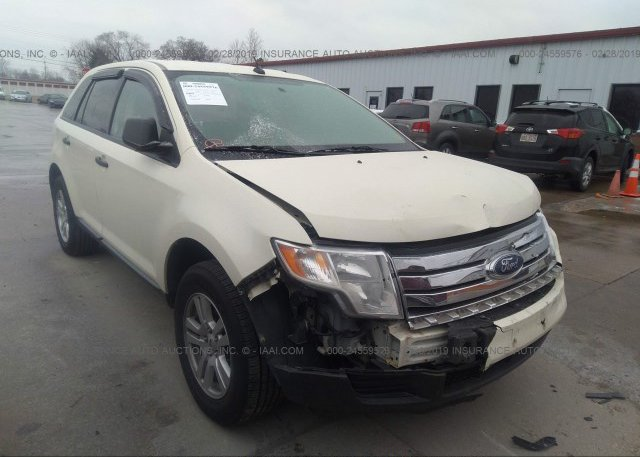 Inventory #504044806 2007 FORD EDGE