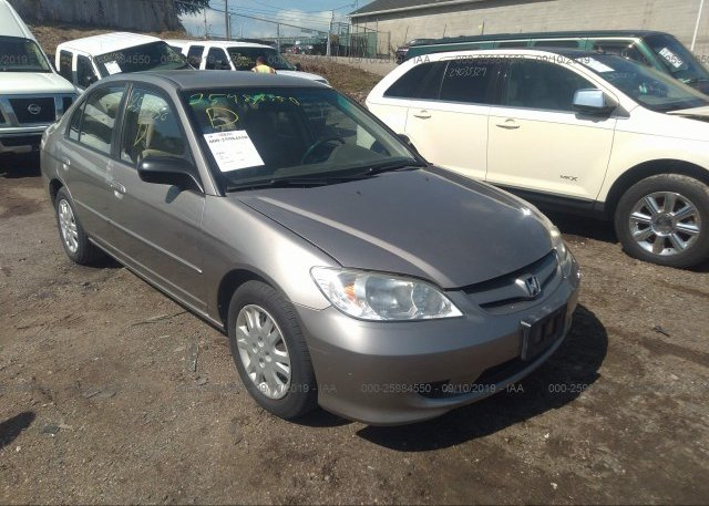 Inventory #888235576 2005 Honda CIVIC
