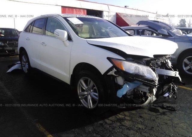 Inventory #967901992 2015 Acura RDX