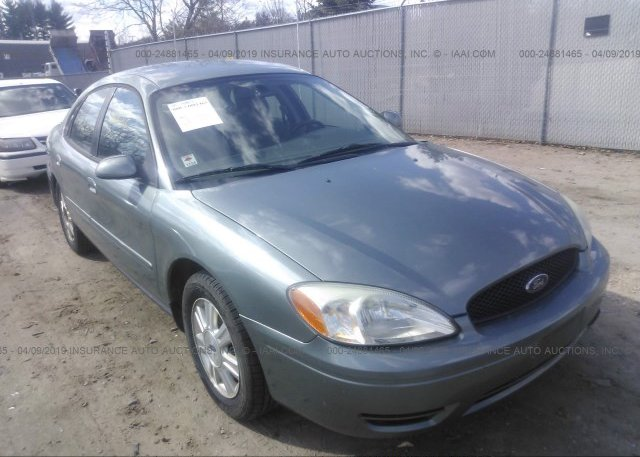 Inventory #478326907 2007 FORD TAURUS