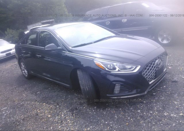 Inventory #657349773 2018 Hyundai SONATA