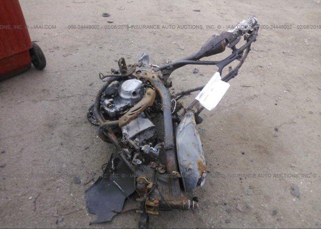 2017 Honda CRF250 - MLHMD4412H5005423