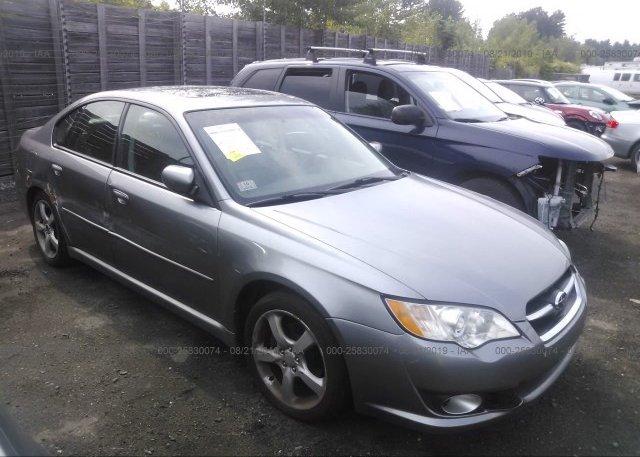 Inventory #500633139 2008 Subaru LEGACY