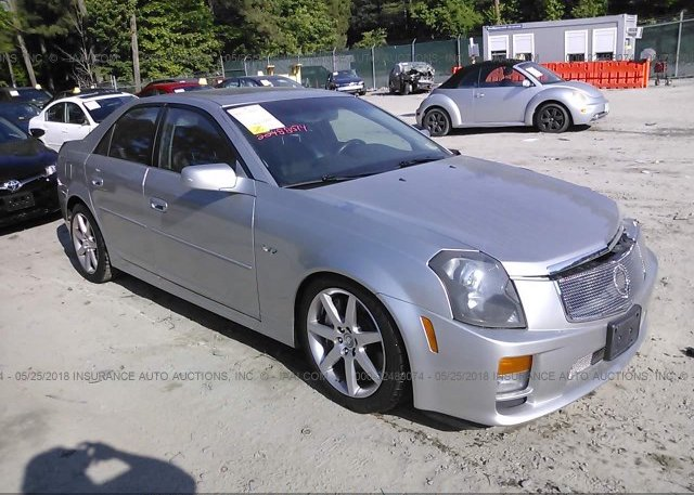 Inventory #322324415 2004 Cadillac CTS-V
