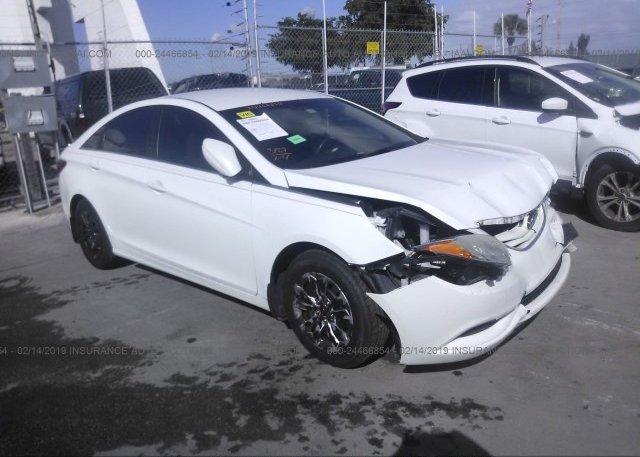 Inventory #507274280 2012 Hyundai SONATA