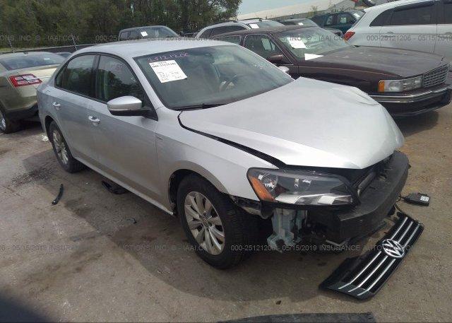 Inventory #723196566 2014 Volkswagen PASSAT