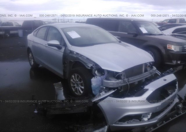 Inventory #812667375 2017 FORD FUSION