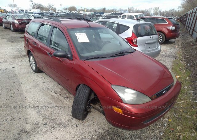 Inventory #989143563 2003 FORD FOCUS