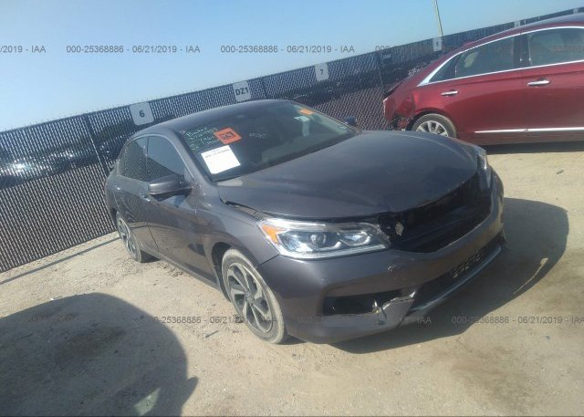 Inventory #215046478 2017 Honda ACCORD