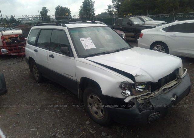 Inventory #731274949 2002 Subaru FORESTER