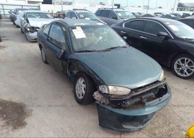 Inventory #401154902 1997 Mitsubishi MIRAGE